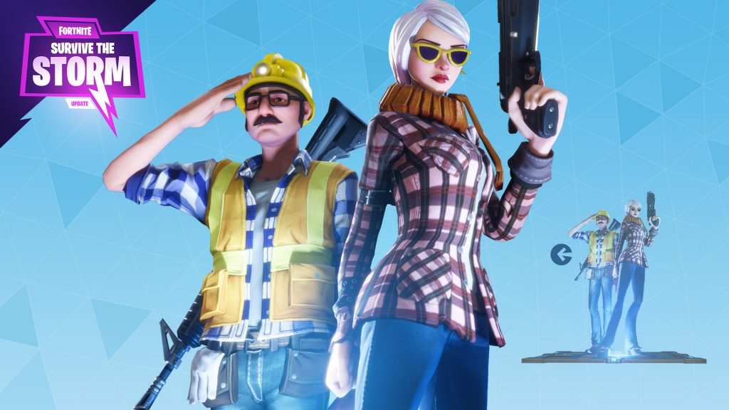 Fortnite Outfits