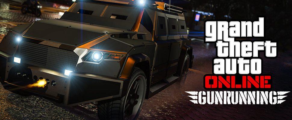 Maschinengewehre unter der Haube – Cooler neuer Wagen in GTA 5 Online