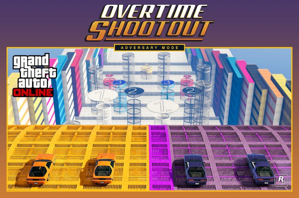 GTA 5 Online Overtime Shootout