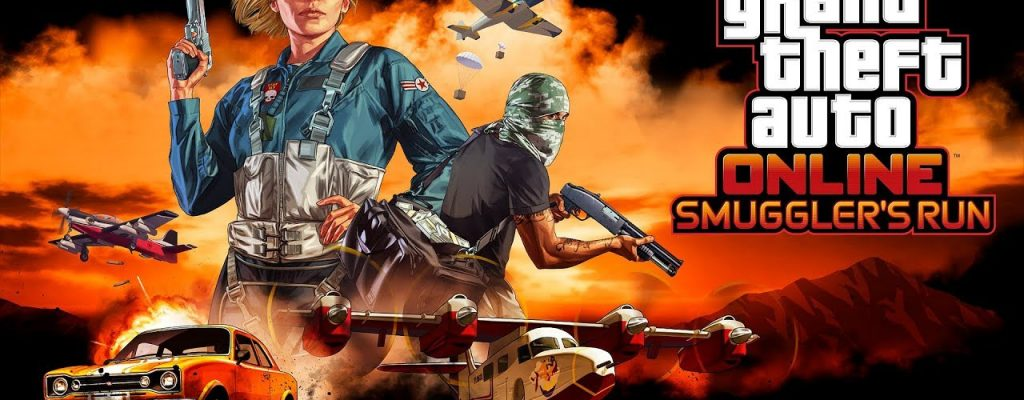 Smuggler's Run: Neues GTA 5 Online-DLC kommt noch diesen Monat!
