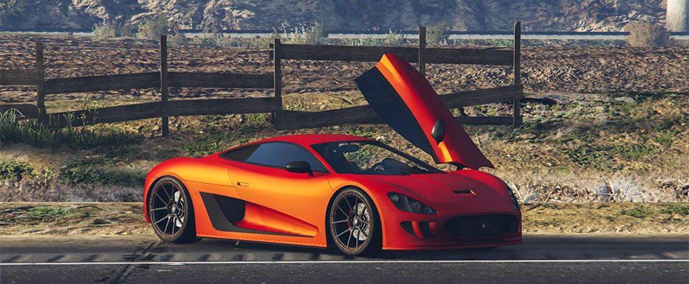 GTA 5 Online hat jetzt ein neues schnellstes Auto – und coole Boni!