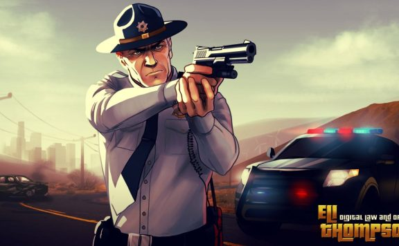 GTA 5 Sheriff Eli