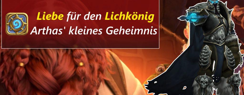 Hearthstone: Der Lichkönig ist verliebt – Lustige Frostthron-Interaktionen
