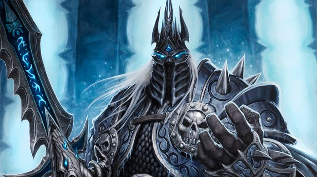 Hearthstone Lichking Full art