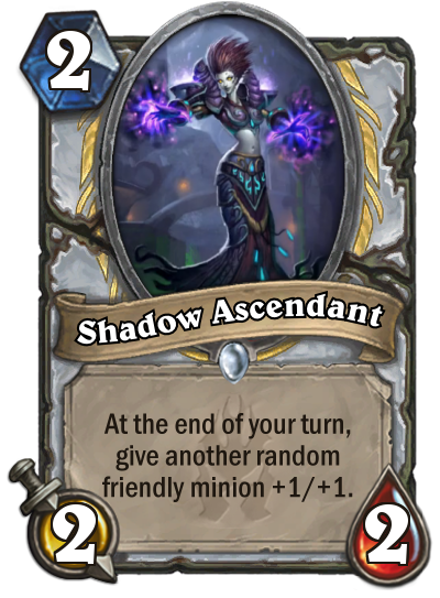Hearthstone Shadow Ascendant