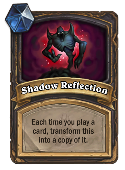 Hearthstone Shadow Reflection