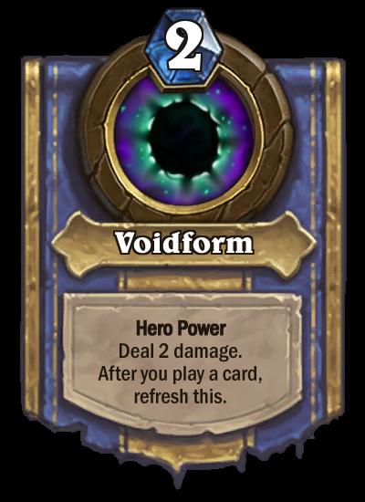 Hearthstone Voidform