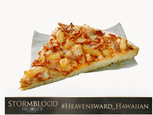 Heavensward Hawaiian FF14