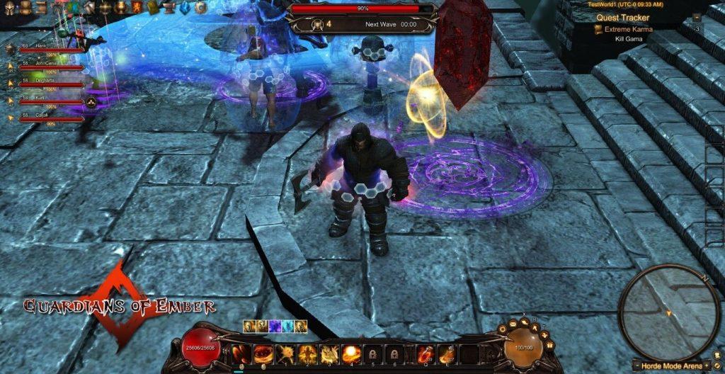 Guardians of Ember Horde Mode6