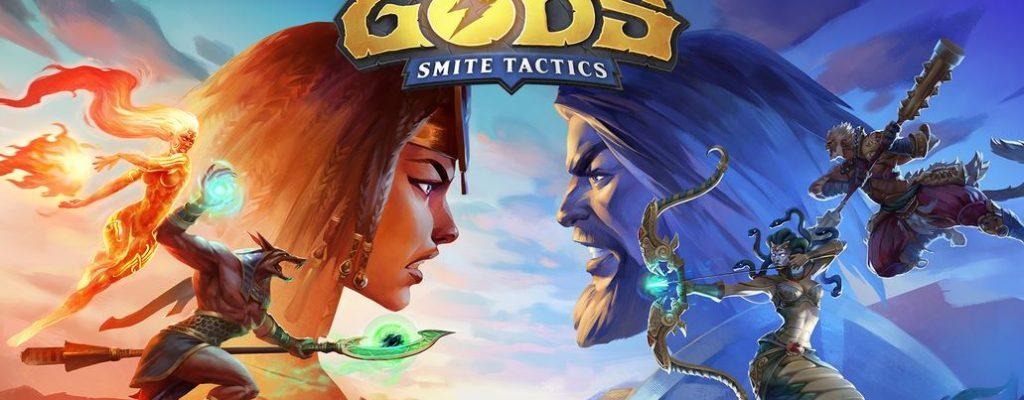"Götter-Action-Schach ""Hand of the Gods"" kommt zu PS4 & Xbox One"