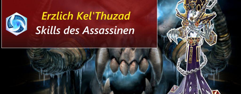 """Heroes of the Storm: """"Es ist vorherbestimmt …"""" – Kel'Thuzads Fähigkeiten"""