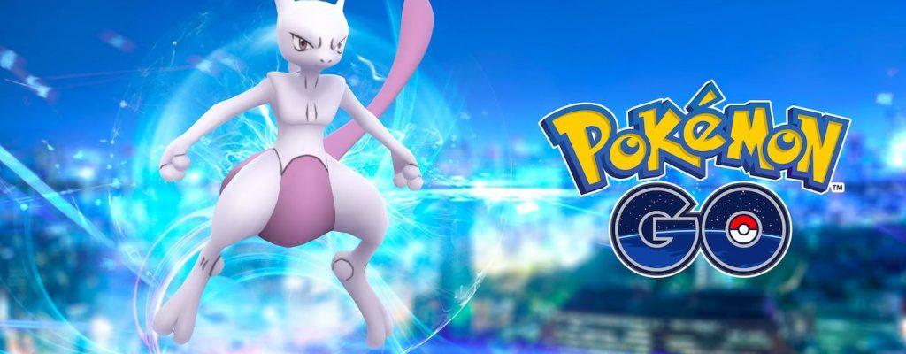 Pokémon GO: Mewtu fangen – Weltweite exklusive Raids geplant
