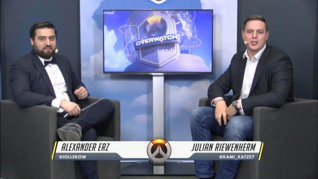 Overwatch World Cup Analyse Kamikatze iollekow