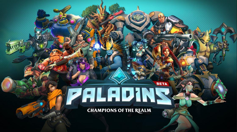 Paladins Champion