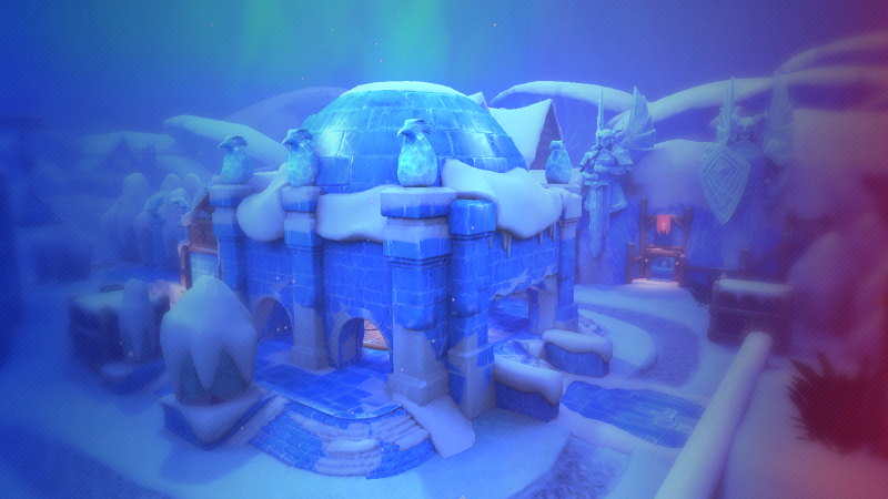 Paladins Maps Frozen