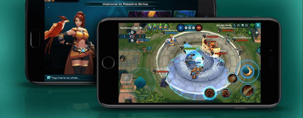 Ein hochwertiger Helden-Shooter für Mobile? Paladins Strike kommt