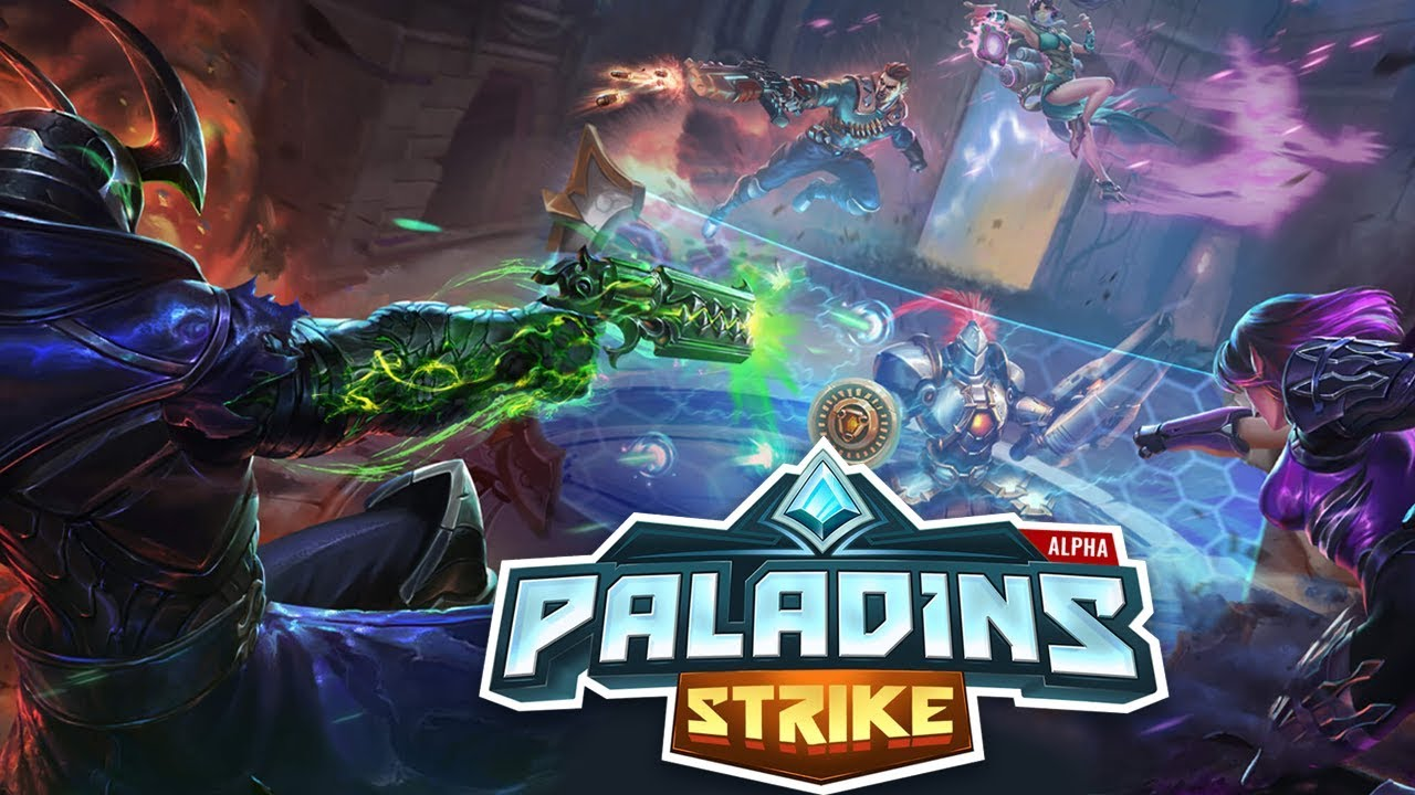 Paladins Strike1