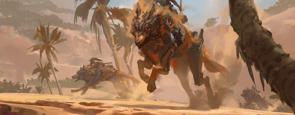 Guild Wars 2: Path of Fire – Mehr Nostalgie, weniger Grind
