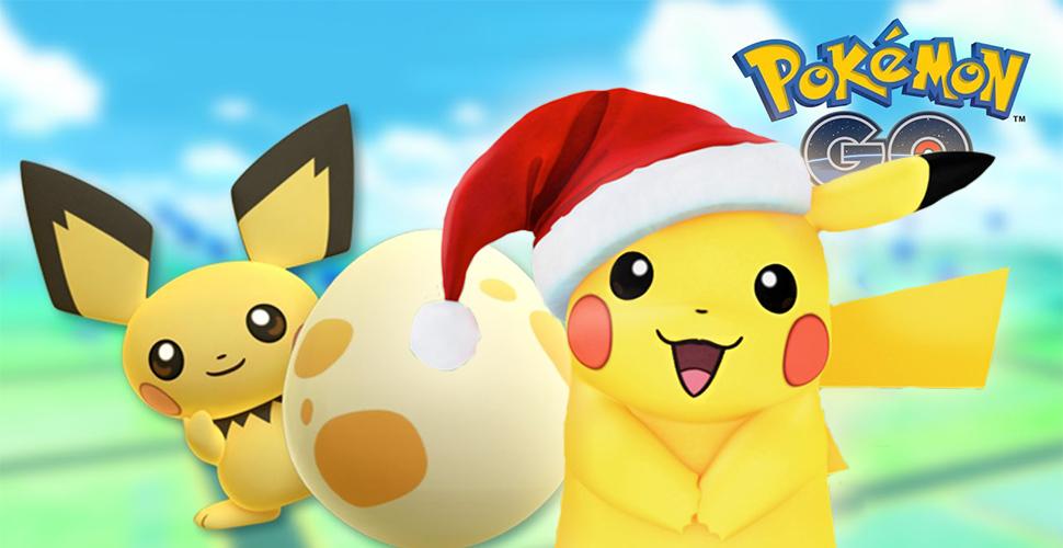 Pokémon GO Pikachu Pichu Titel