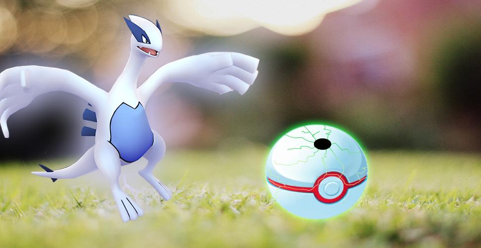 Pokémon GO Premier Ball kaputt