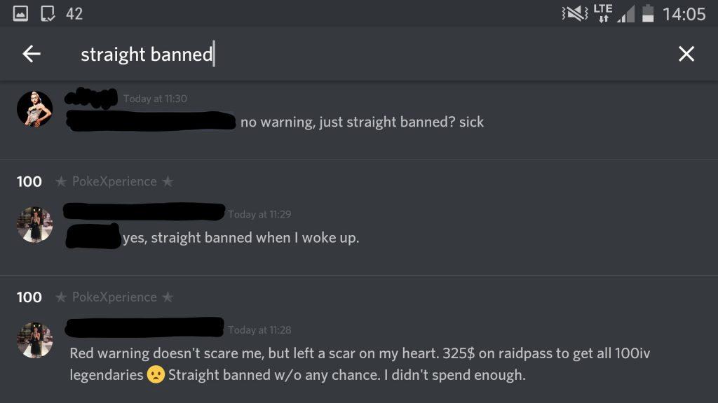 Neue Bannwelle - Spoofer werden aus Pokémon GO geworfen