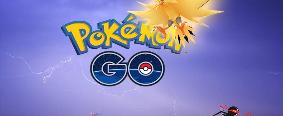 Pokémon GO: Zapdos fangen, kontern und besiegen – So klappt's