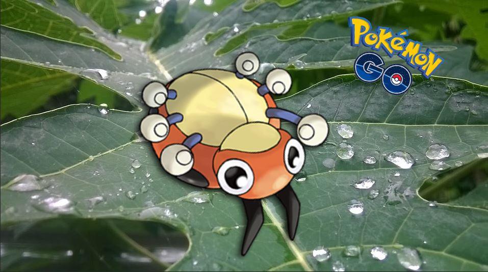 Pokemon Ledyba Bug