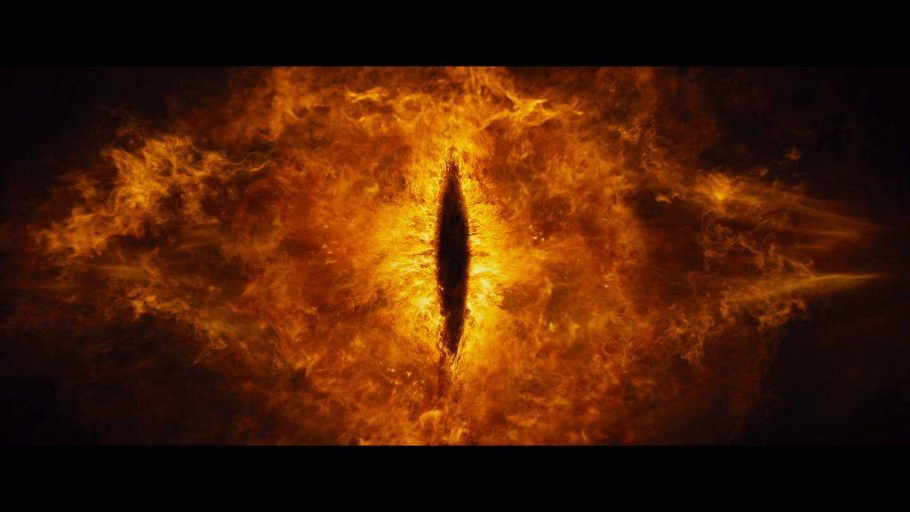 Sauron Auge Herr der Ringe