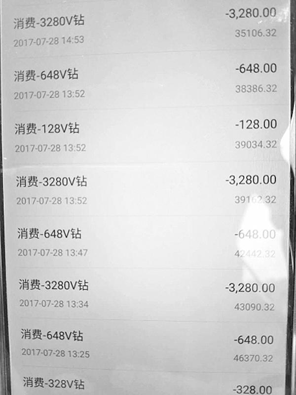 Smartphone Rechnung