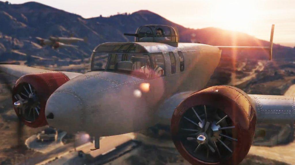 Smuggler'sRun GTA