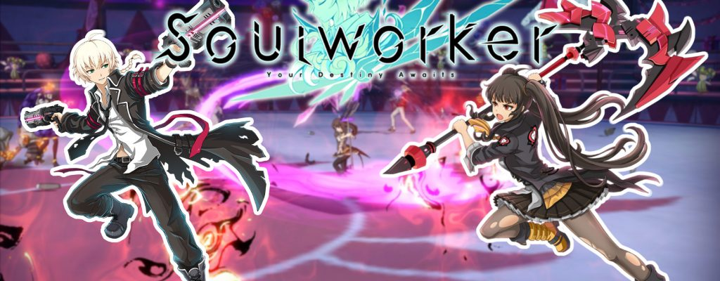 Anime-MMO SoulWorker startet schon bald in Europa