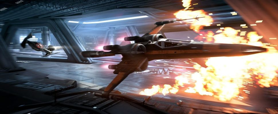 Star Wars Battlefront 2: 10 Minuten Raumschlachten im Gameplay-Video