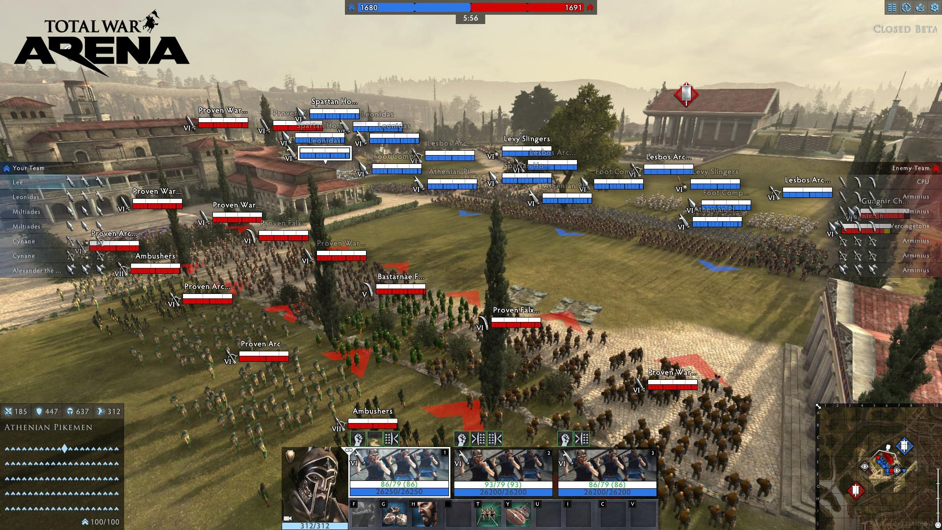 Total War Arena Screens 03