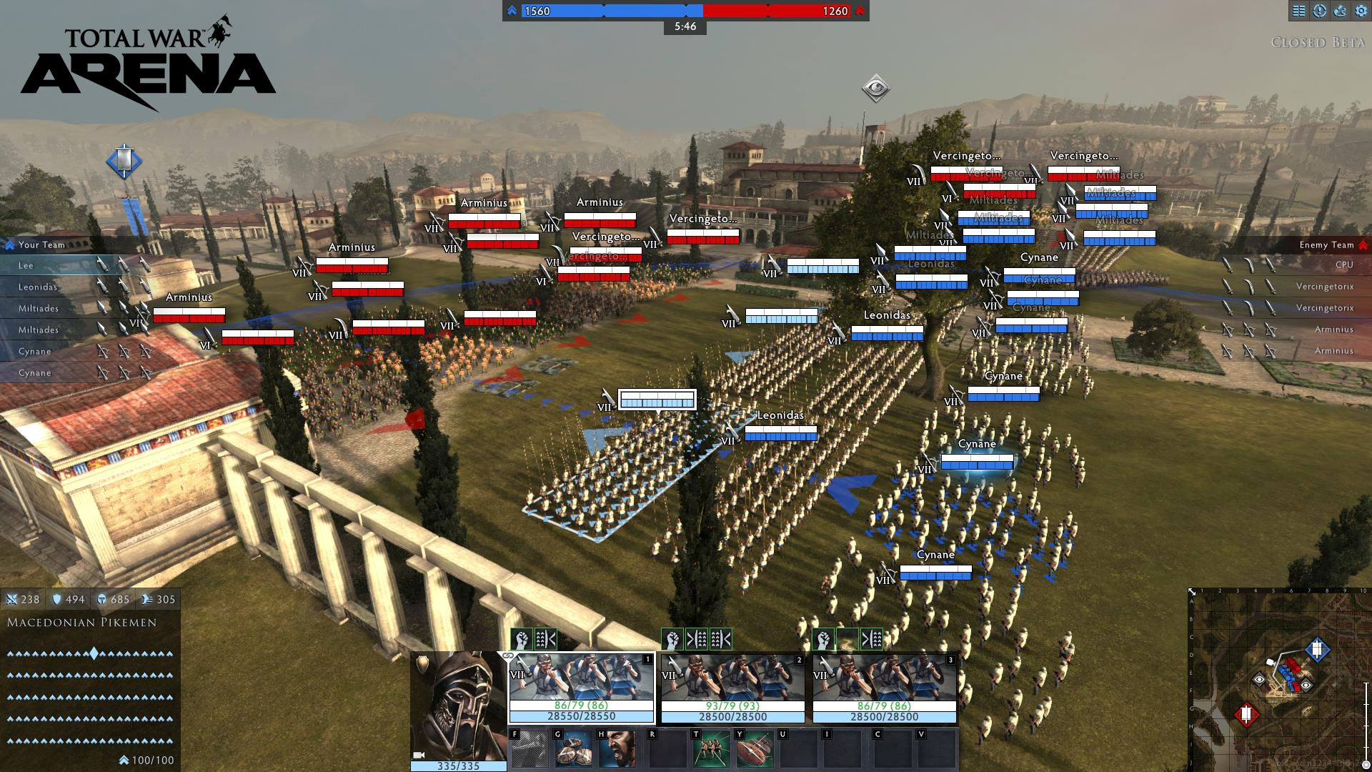 Total War Arena Screens 04