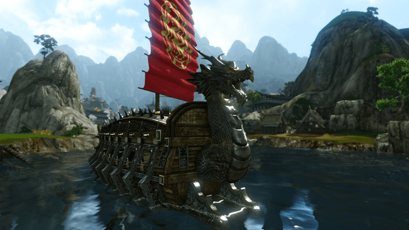Turtle Ship ArcheAge