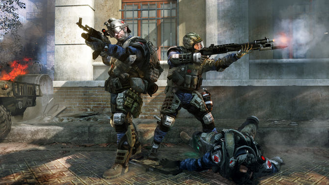 Warface Screenshot Soldaten