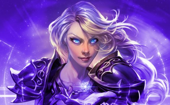WoW Jaina Proudmoore Veil of Shadows Final