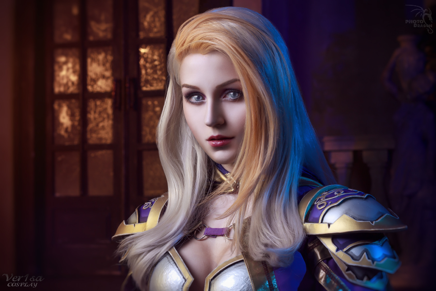 WoW Lady Jaina Proudmoore Ver1sa