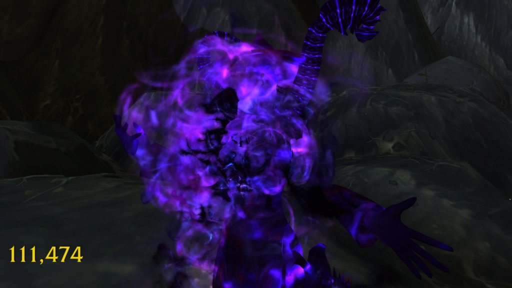 WoW Shadow Priest Tentacle