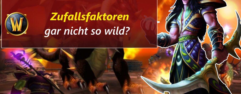 """""""Das RNG war in Burning Crusade viel schlimmer"""", meint der WoW-Chef"""