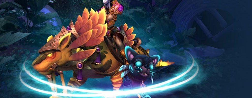 World of Warcraft: Zwielix & Sternsucher – Niedlicher Nachwuchs im Shop