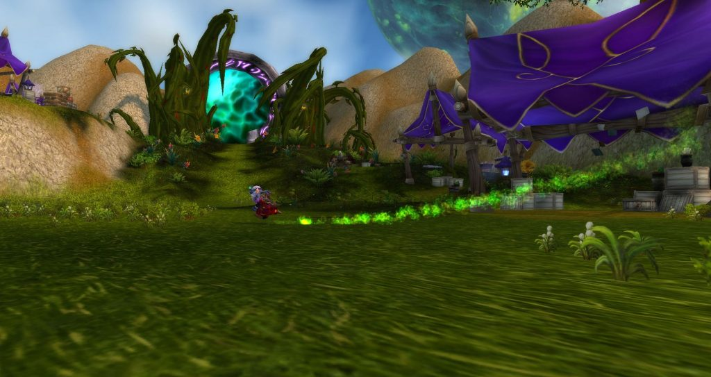World of Warcraft Gnom rennt
