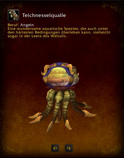 World of Warcraft PTR Patch 7 3 Pond Nettle