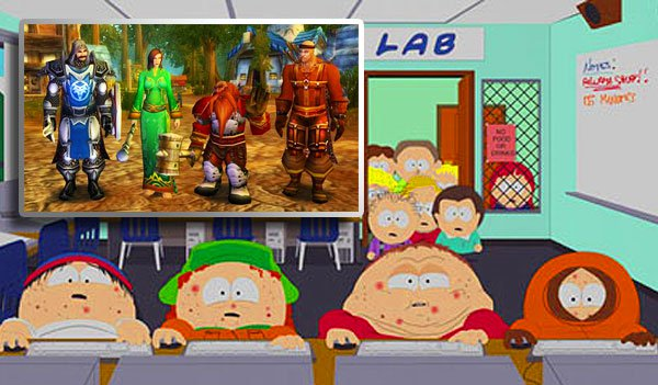 South-Park-WoW