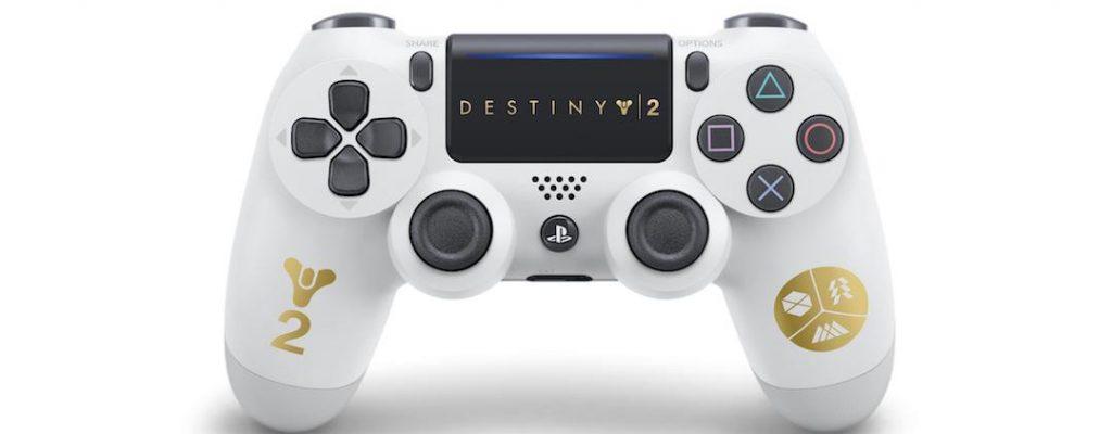 Destiny 2: Hier sind die Bundles und exklusiven Controller für die PS4