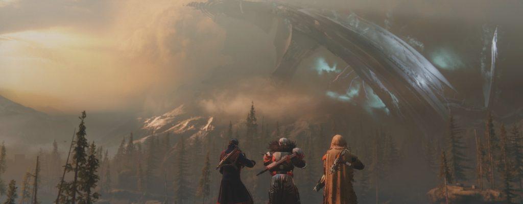Destiny 2: Das ist die Europäische Todeszone! – Steckt voller Aktivitäten