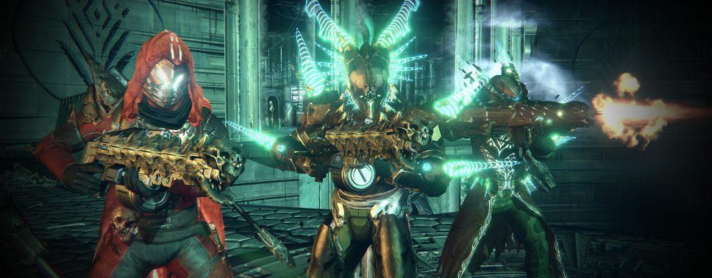 Destiny 2: Was kann ich aus Destiny 1 mitnehmen? – Charakter-Anpassung?