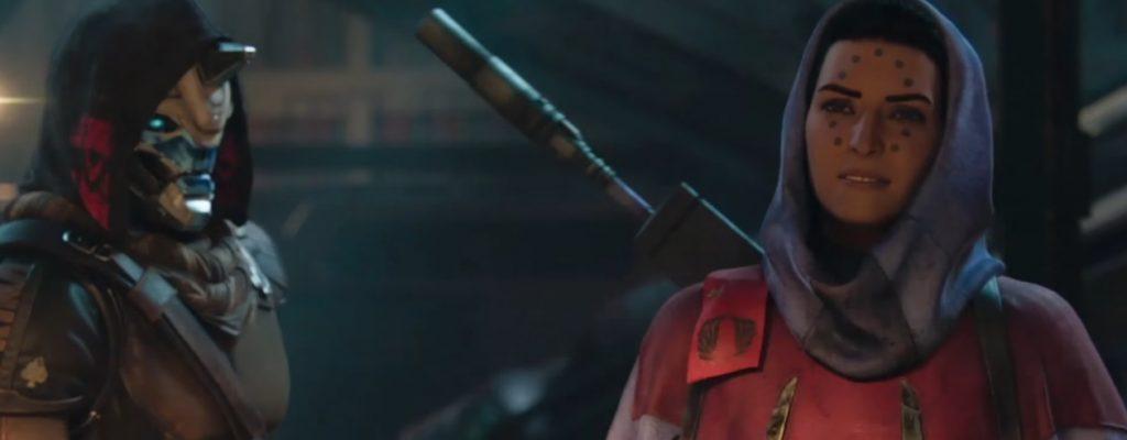 Destiny 2: Hawthorne in neuem Charakter-Video vorgestellt – Sie hat einen Falken!