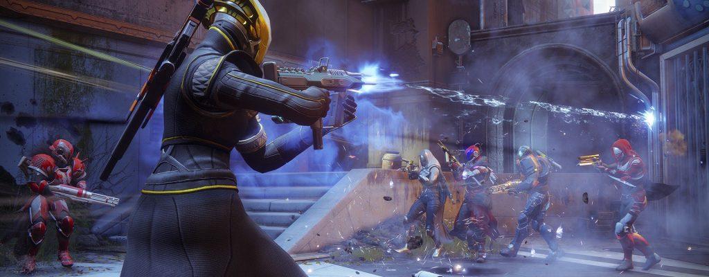 Die Strikes in Destiny 2 sind so gebaut, dass Ihr sie endlos wiederholen könnt