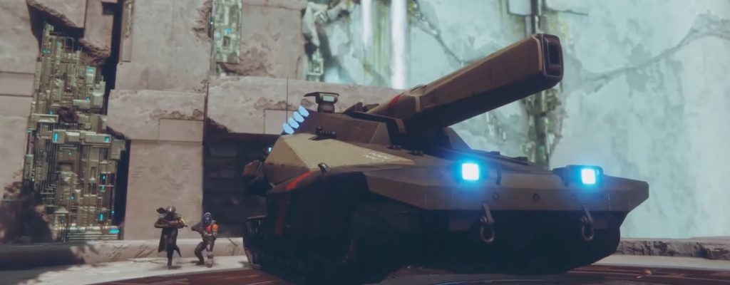 Panzer in Destiny 2 werden overpowered, prophezeit dieses Fan-Video